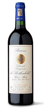 Barons Edmond et Benjamin de Rothschild Pauillac
